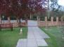 Surrey & Sussex Crematorium, Worth – New garden wall